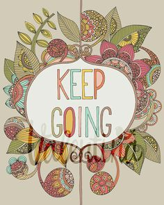 Keep Going Colouring SheetsColoring