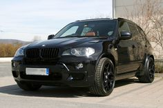 Marvellous BMW X 5 Photos Gallery