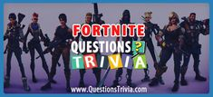 Do you think you know everything about Fortnite? Test your knowledge of this popular game with this quiz at QuestionsTrivia! Things To Know, Did You Know, How To Memorize Things, Trivia Quiz, Trivia Games, Trivia Questions For Kids, Quizzes For Kids, Popular Culture, Thinking Of You