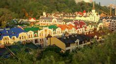 (*・o・*)ホェー かわいい。キエフの街をミニチュアに MiniLook Kiev | DDN JAPAN