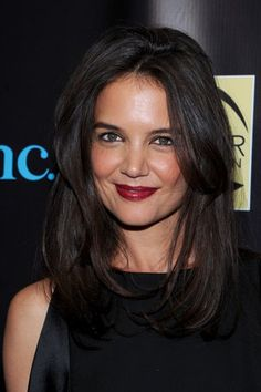 Katie Holmes on Getting Long Hair and Embracing the Normcore Trend