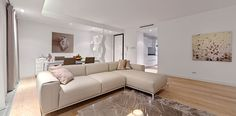 Vernescu Residence - Showrooms
