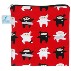 Sling Sisters Large Reusable Snack/Sandwich Bags 8.97$