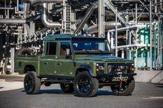 Land Rover Defender met Corvette-V8 - https://www.topgear.nl/autonieuws/land-rover-defender-met-corvette-v8/
