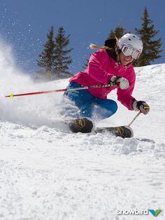 liftopia: Looks like Snowbird's got Spring. Snowboarding, Skiing, Snowbird Ski, Photo Credit, Champagne, Powder, Seasons, Summer, Blog