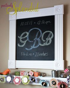 Can use this method to frame bathroom mirror without miter cuts...