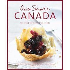 Anita Stewart's CANADA.