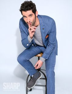 Dapper Devil: <i>Lucifer</i> | Sharp Magazine More
