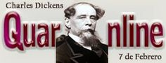 7 de Febrero de 1812 nace Charles Dickens, escritor británico (f. 1870).