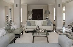 Contemporary Formal Living Room Living Design Ideas, Pictures, Remodel and Decor