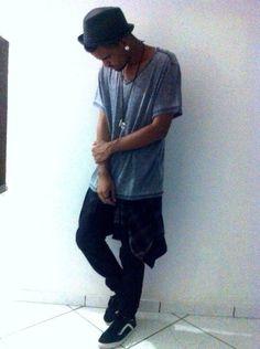 #men #urban #look #shirt #clothes #style  Instagram: LeandroFelixFT