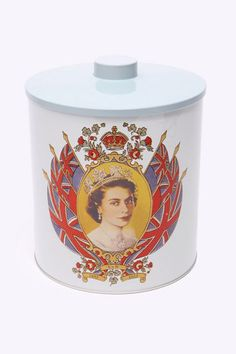 Jubilee biscuit tin from Urban Outfitters