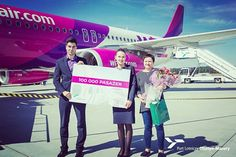 100 000 pasażer naszego lotniska !:) #mazuryairport #mazury #lotniskomazury #lotniskoszymany #szymany #pasażer #podróż #portlotniczyolsztynszczytno #Wizzair #oslo
