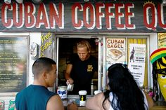 The Florida Straits island offers the next best cafe con leche beyond Havana.