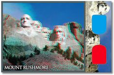 Greets Post Cards — Rainbow Symphony, Inc. Special Events, Mount Rushmore, National Parks, 3d Glasses, Rainbow, Mountains, Postcards, Travel, Crafts