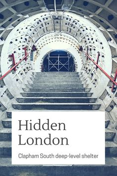 Inside London's Hidd