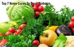 Top 7 Home Cures To Treat Diabetes