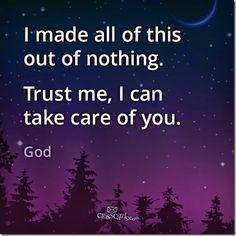Another Test Of My Faith