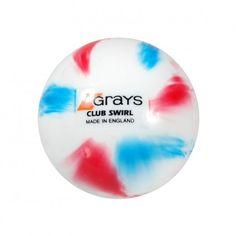 aeaf5d93a6 Grays Club Swirl Hockey Ball Multi Sports Women