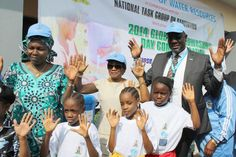 local gov & media mark with children to emphasise eductn. Global Handwashing Day, History, Twitter, Children, Infants, Historia, Kids, Big Kids, History Books