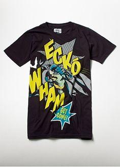 Ecko Unltd. Batman Wham T-Shirt - Marc Ecko Enterprises
