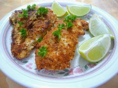 SPLENDID LOW-CARBING BY JENNIFER ELOFF: CHICKEN SCHNITZEL MY WAY