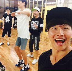 "[150526] Jong Kook's IG update ""Training hard just for u guys(our fans)!Practice practice practice for RM concert!"""