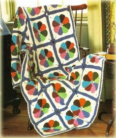Image detail for -AFGHAN CROCHET FREE PATTERN QUILT « CROCHET FREE PATTERNS