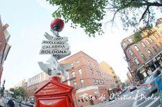 Boston MA (USA): Little Italy