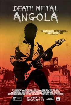 Watch Death Metal Angola Online   Vimeo On Demand on Vimeo