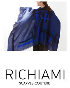Today should be #bluemonday but if you wear #richiamiscarves in #blue it'll be a #smartmonday ! #richiamiscarves #scarves #madeinitaly #fashiongram #fashiondaily #fashionlovers #fashionpost #fashionscarf #instafashion #instastyle #instacool #instagood