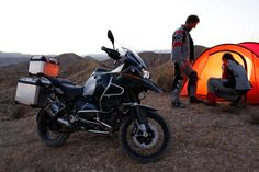 100+ Pictures of the 2014 BMW R1200GS Adventure [Photo Gallery] - autoevolution