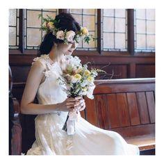 ibis weddingさんはInstagramを利用しています:「#wedding #weddingday #weddinghair #weddingdress #junodress #weddingflowers #bouquet #bridebouquet #bridephoto #weddingphoto…」