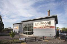 Shurgard London, Greater London