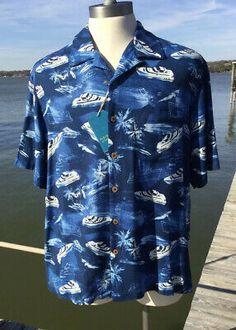 Daniel Cremieux Men/'s Blue Checked 100/% LINEN L//S Shirt 2XL NWT $79.50