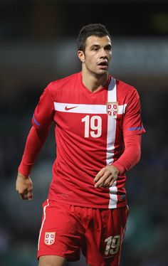 Luka Milivojevic Photos Photos: England U21 v Serbia U21 - Under 21 European…