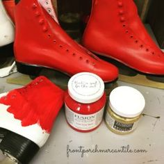 Painting Skates How To