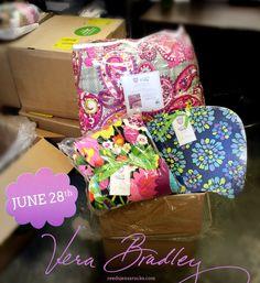Sneak Peek! Vera Bradley Fall 2012!