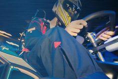 I-drive - indoor-kart- racing