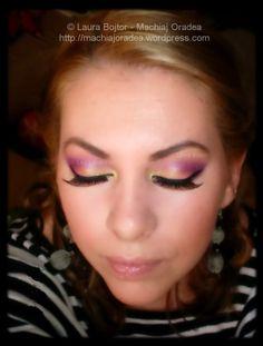 Summer nights makeup