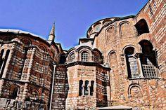 kariye museum/ıstanbul