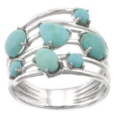 Sterling Silver Turquoise