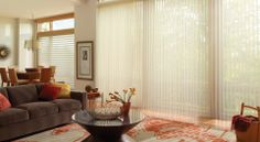 Silhouette window shadings: Hunter Douglas Window Treatments