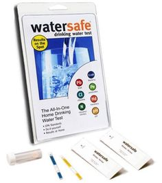 Watersafe WS425W Well Water Test Kit Detects Dangerous Levels of Nitrates #Watersafe