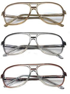 ac7510deaf5e Details about Men s Women s Tear Drop Aviator Classic Eye glasses 80 s Clear  Lens Metal Frame