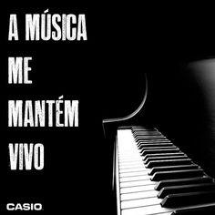 A música me mantém v i v o! :D