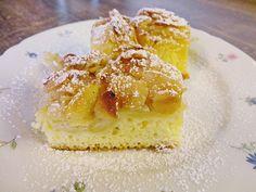 Apfel - Mandel - Kuchen mit Eierlikör 16
