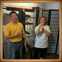 Welcome aboard Victoria Lord to HKB Wing Chun Orange County Family! - HKB Wing Chun Orange County