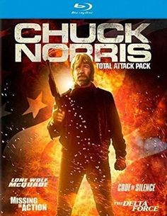 Chuck Norris & David Carradine - Chuck Norris Total Attack Pack
