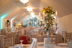 Confetti Magazine Irish Wedding Venue of the Month August - Boyne Hill Estate Wedding Catering, Wedding Venues, Rustic Wedding Centerpieces, Irish Wedding, House On A Hill, Confetti, Table Decorations, Magazine, Workout